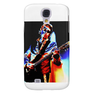Electric Guitar Poster Art Samsung Galaxy S4 Cases