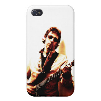 Electric Guitar Sepia Cases For iPhone 4
