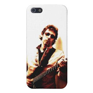 Electric Guitar Sepia Covers For iPhone 5