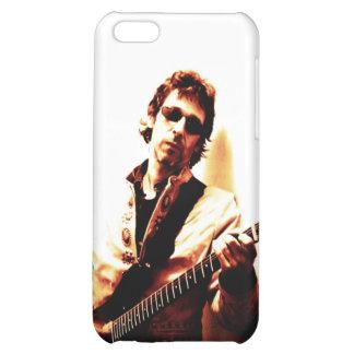 Electric Guitar Sepia iPhone 5C Cases