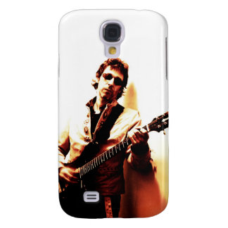 Electric Guitar Sepia Samsung Galaxy S4 Covers