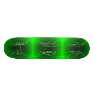 Electric Guitar Skateboard Deck