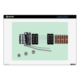 Electric Guitar Skin For Laptop