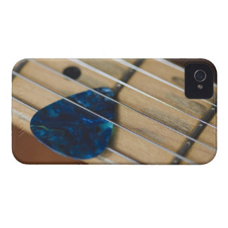 Electric Guitar Strings iPhone 4 Case-Mate Cases