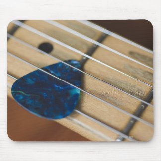 Electric Guitar Strings Mouse Pad