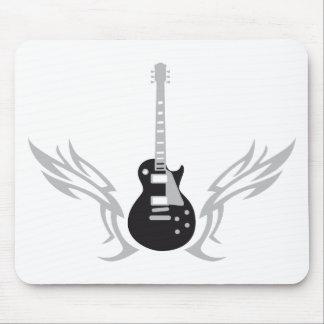 Electric guitar tapetes de raton
