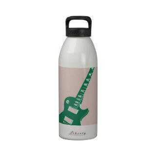 Electric Guitar Water Bottles