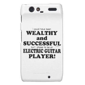 Electric Guitar Wealthy & Successful Droid RAZR Cover