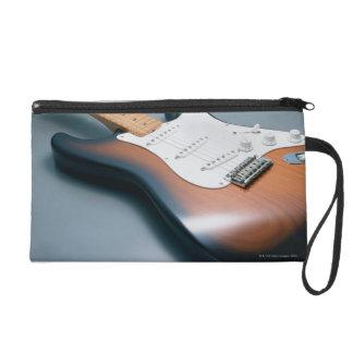 Electric Guitar Wristlet Purse