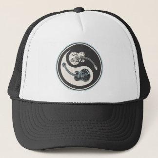 Electric Guitar Yang Trucker Hat