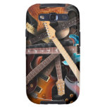 Electric Guitars Concept Samsung Galaxy S3 Cases