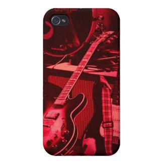 Electric Guitars iPhone 4 Case