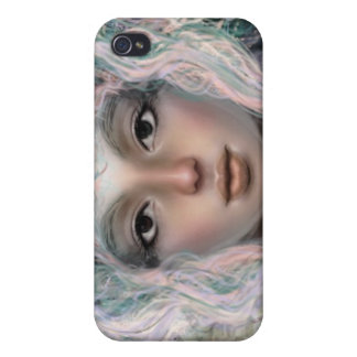 Electric Hair Speck Case Cases For iPhone 4