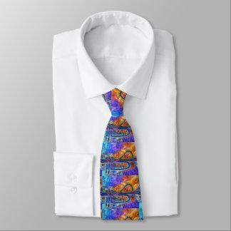 Electric Horn Tie