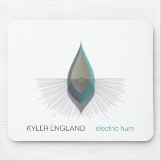 Electric Hum Mouse Pad