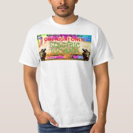 Electric Iguana SECURITY Shirt