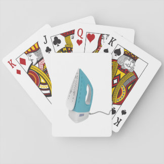 Electric Iron Playing Cards