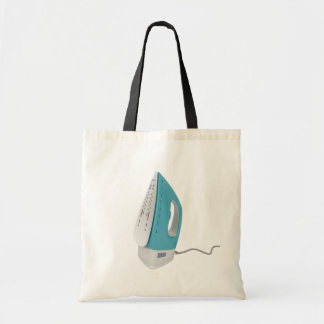 Electric Iron Tote Bag