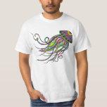 Electric Jellyfish Men's Shirt
