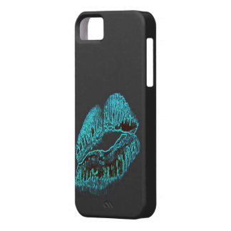 Electric Kiss iPhone SE/5/5s Case
