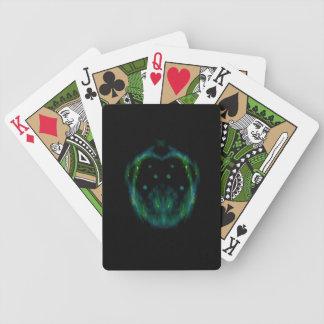Electric Ladybug Bicycle Playing Cards