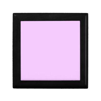 Electric Lavender Pink Keepsake Boxes