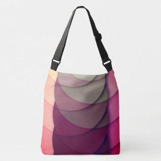 electric layered shoulder bag