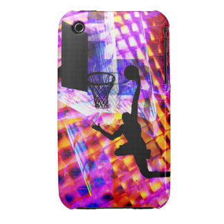 Electric Light Chaos Dunk iPhone 3 Covers