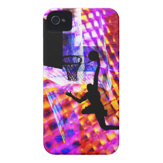 Electric Light Chaos Dunk iPhone 4 Case