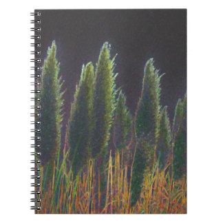 Electric Lightning Notebook