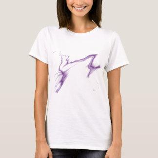 Electric Lightning Purple T-Shirt