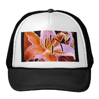 Electric Lilly Trucker Hat