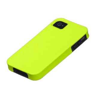 Electric Lime iPhone 4 Case