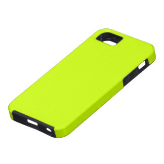 Electric Lime iPhone 5 Case