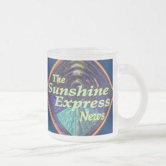 Electric Logo Frosted Mug