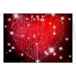 Electric Love Card