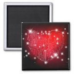 Electric Love Magnet
