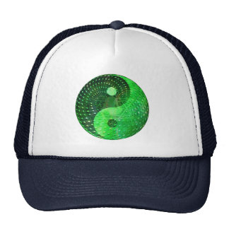 Electric Meditation trucker hat
