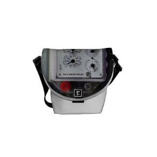 electric meter courier bag