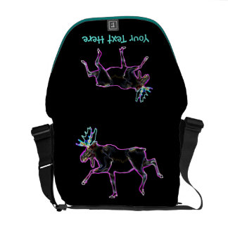 Electric Moose Courier Bag