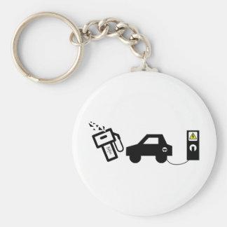 Electric Murder Key Chains