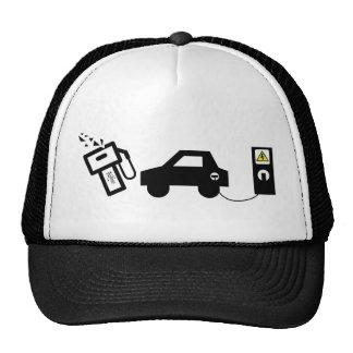 Electric Murder Trucker Hat