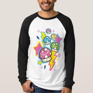 electric mush - longsleeve T-Shirt