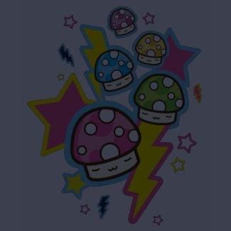 electric mush shirt