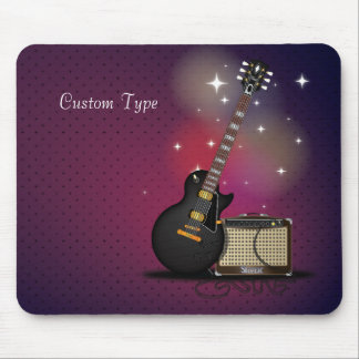 Electric n' Amp Classic Mouse Pad