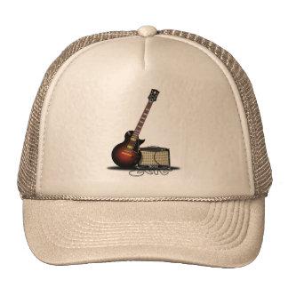 Electric n' Amp Classic Sunburst Trucker Hat