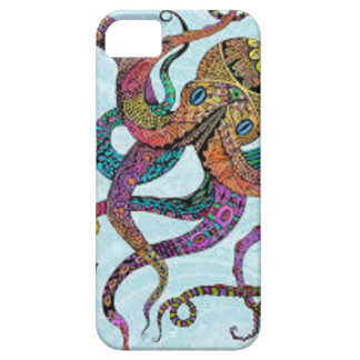 Electric Octopus Design Case For The iPhone 5