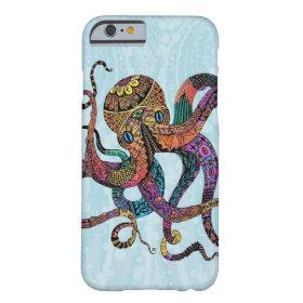 Electric Octopus iPhone 6 case