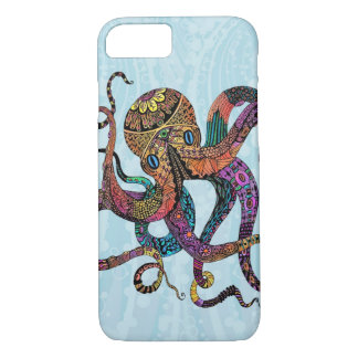 Electric Octopus iPhone 7 case