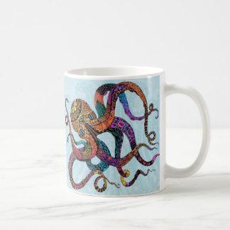 Electric Octopus Mug